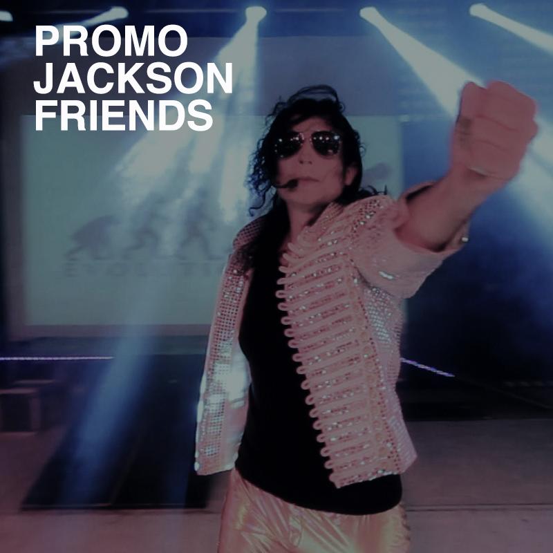 JACKSON FRIENDS – promo